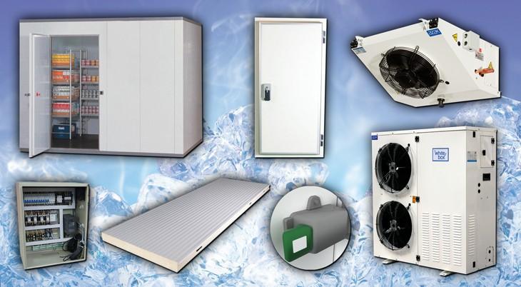 Endüstriyel Soğutma Sistemleri yedek parça