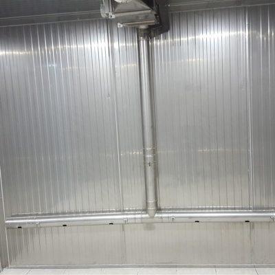 fermantasyon odası - sıcak oda